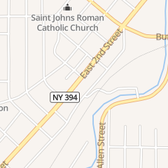 Directions for The RESOURCE CENTER in Jamestown, NY 880 E 2Nd St