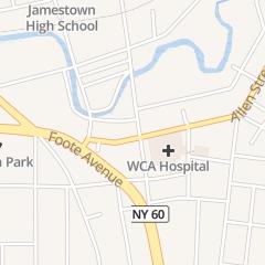 Directions for Allen Street Diner in Jamestown, NY 79 Allen St