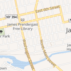 Directions for Uber Law Office in Jamestown, NY 20 W 3rd St Ste 8