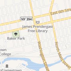 Directions for Lori's Kountry Kafe in Jamestown, NY 321 Washington St