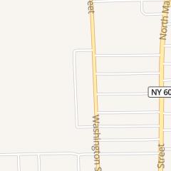 Directions for Pontiac-Hartley Buick Honda Gmc Trucks in Jamestown, NY 1505 Washington St