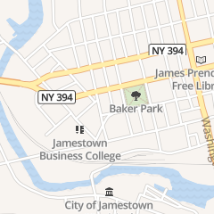 Directions for The Landmark Restaurant in Jamestown, NY 516 W 4th St