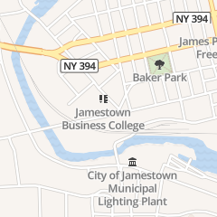 Directions for Miracle-Ear in Jamestown, NY 548 W 3rd St