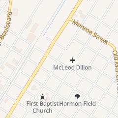 Directions for Mcleod Medical Center - Dillon in Dillon, SC 301 e Jackson St
