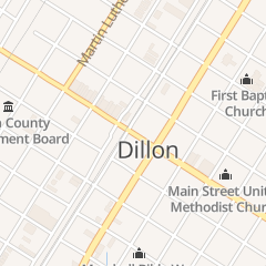 Directions for Benefit Designs llc in Dillon, SC 102 N Macarthur Ave