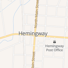 Directions for Hemingway Carpet and Tile in Hemingway, SC 113 N Main St