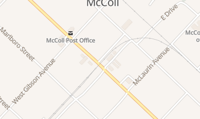 Directions for Tobacco Shop Discount 2 in Mc Coll, SC 111 N Main St