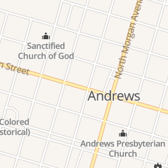 Directions for C & S Carpet in Andrews, SC 102 W Main St