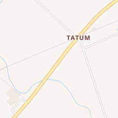 Directions for Roller Carpet in Tatum, SC 135 W Main St