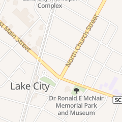 Directions for Mack's BBQ in Lake City, SC 145 Sauls St