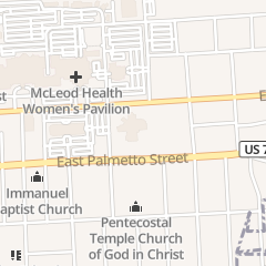 Directions for Dr Stephen Q Parker Doctor of Medicine in Florence, SC 900 E Cheves St