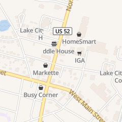 Directions for Mcdonald's Restaurant in Lake City, SC 203 N Ron Mcnair Blvd