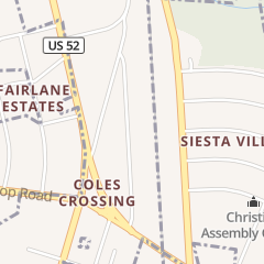 Directions for Gilbert & Fields Construction in Florence, SC 1402 S Meadows Farm Rd Ste D