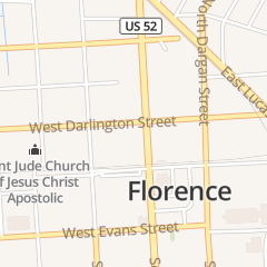 Directions for Petro in Florence, SC 247 N Irby St