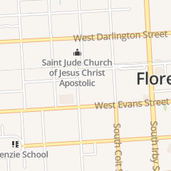 Directions for Florence Electric Supply in Florence, SC 150 N Mcqueen St