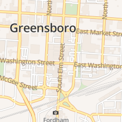 Directions for Liberty Oak in Greensboro, NC 100 W Washington St Ste D