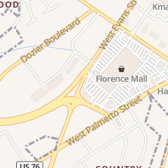 Directions for Donald M Newton - Nationwide Insurance in Florence, sc 2184 W Evans St Ste B