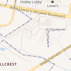 Directions for Mcleod Family Medicine Health & Fitness in Florence, SC 2437 Willwood Dr