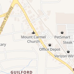 Directions for Cpr Cell Phone Repair Greensboro in Greensboro, NC 2403 Battleground Ave Ste 4