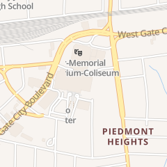 Directions for Greensboro Coliseum Complex - Administrative Offices in Greensboro, NC 1921 W Lee St