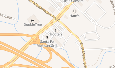 Directions for Hooters Restaurant in Greensboro, NC 3031 High Point Rd