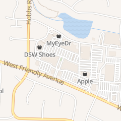 Directions for Swoozies in Greensboro, NC 3334 W Friendly Ave Ste 115
