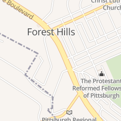 Directions for Roman Bistro in Pittsburgh, PA 2104 Ardmore Blvd