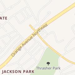 Directions for Rally's Hamburgers in Roanoke, VA 2203 Orange Ave NE