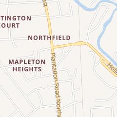 Directions for Hardee's Restaurant in Roanoke, VA 3406 Plantation Rd NE