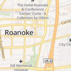 Directions for Motion Adrenaline in Roanoke, VA 108 Church Ave Se