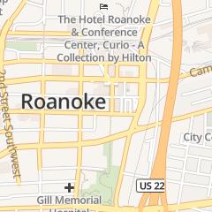 Directions for Table 50 in Roanoke, VA 309 Market St SE