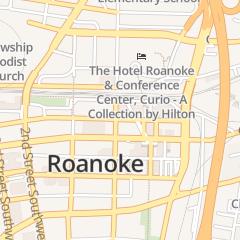 Directions for Frankie Rowland's in Roanoke, VA 104 S Jefferson St