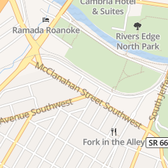 Directions for Brown Edwards in Roanoke, VA 319 Mcclanahan St Sw