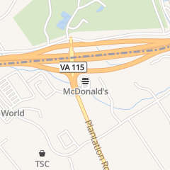 Directions for Mcdonald's Restaurant in Roanoke, VA 8115 Plantation Rd