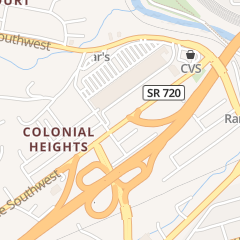 Directions for Cafe Wildflour in Roanoke, VA 2143 Colonial Ave Sw
