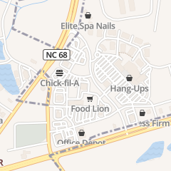 Directions for J & S CAFETERIAS INC in High Point, NC 5835 Samet Dr
