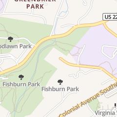 Directions for Blue Ridge Pbs in Roanoke, VA 1215 Mcneil Dr Sw