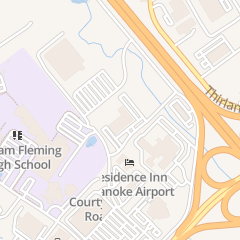 Directions for HOLIDAY INN ROANOKE in ROANOKE, VA 3315 ORDWAY DR NW