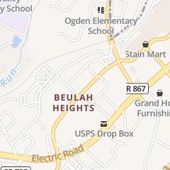 Directions for BEN GUI SUSHI-MASTER CHIEF TRUST ME in Roanoke, VA 4353 Starkey Rd
