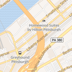 Directions for Buncher CO the General Offices in Pittsburgh, PA 1300 Penn Ave