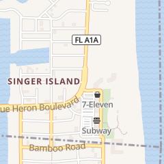 Directions for Two Drucken Goats in Riviera Beach, FL 2501 Ocean Ave