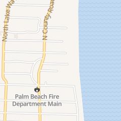 Directions for Scheerer Rudolph P MD in Palm Beach, FL 117 El Mirasol