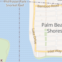 Directions for SAILFISH MARINA AND RESORT in PALM BEACH SHORES, FL 98 LAKE DR