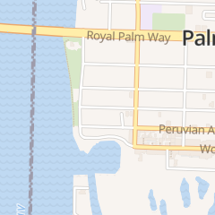 Directions for Town of Palm Beach in Palm Beach, FL 500 Brazilian Avenue Dock