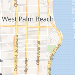 Directions for JOHNNIDES GEORGE in West Palm Beach, fl 300 Clematis St