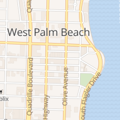 Directions for Run and Roll llc in West Palm Beach, FL 330 Clematis St Ste 118