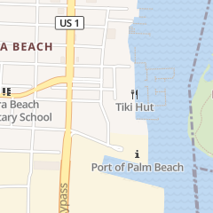 Directions for Right Hook Fishing Charters in Riviera Beach, FL 200 E 13th St