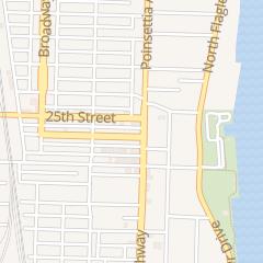 Directions for Fenderhooks.com llc in West Palm Beach, FL 409 24th St