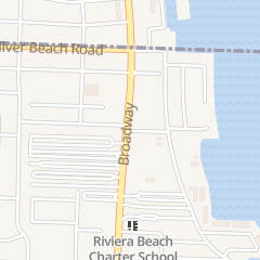 Directions for Travel Inn of Riviera in Riviera Beach, FL 3334 Broadway