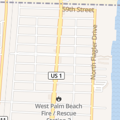 Directions for Nozzle Nolen Inc. in West Palm Beach, FL 5400 Broadway